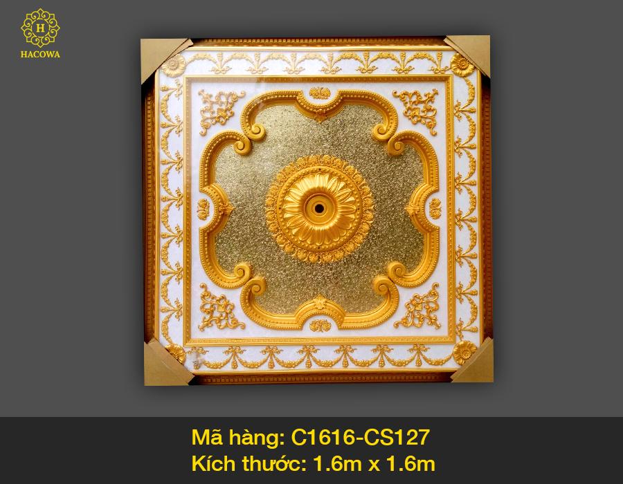 Tấm trần nghệ thuật HV C1616_V2