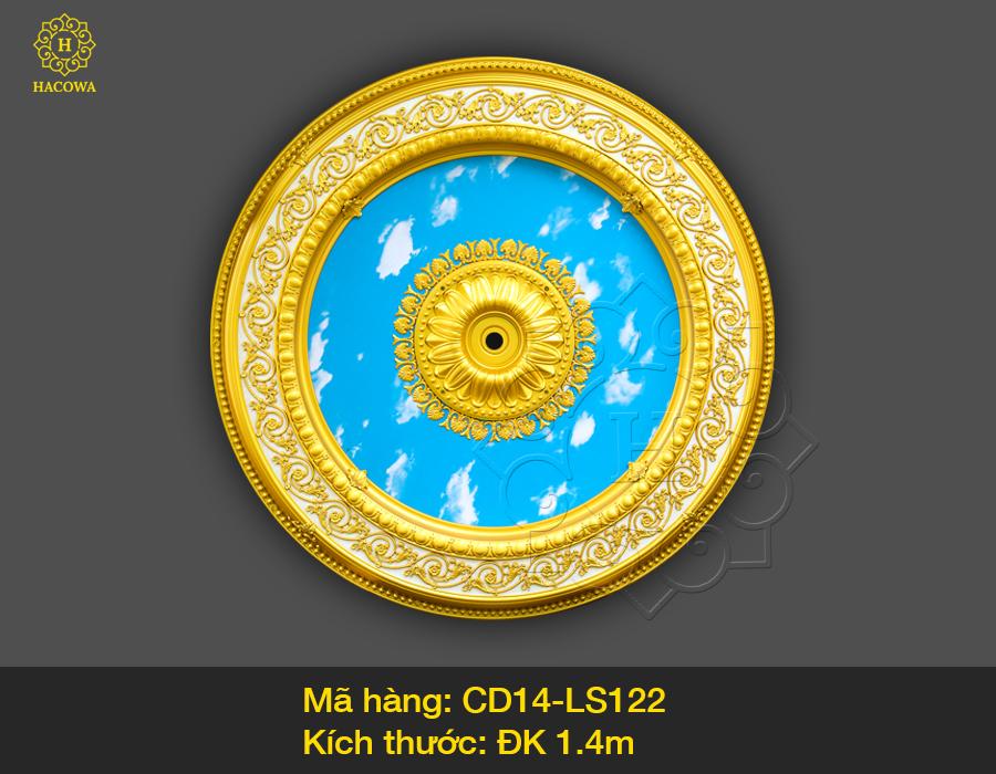 Tấm trần hình tròn – CD14 – LS122