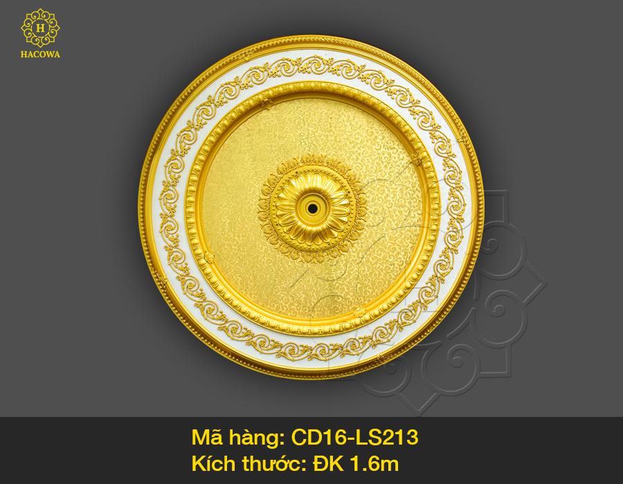 Tấm trần hình tròn – CD16 – LS213