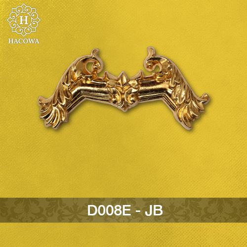 D008E-JB – Chỉ tường trơn góc
