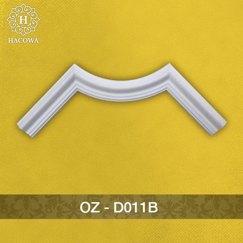D011B – Chỉ tường trơn góc