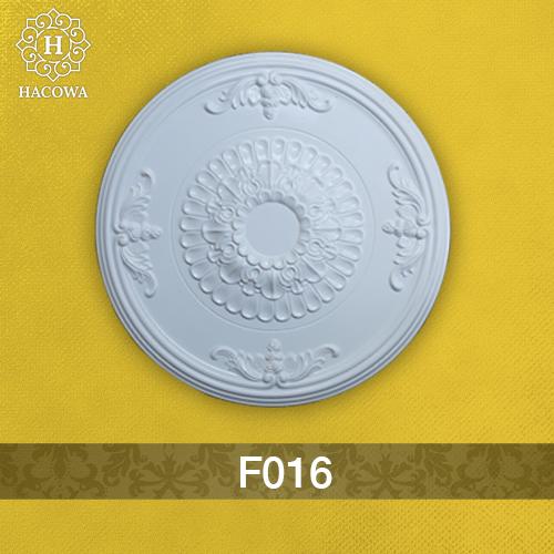 F016 – Hoa Đèn PU