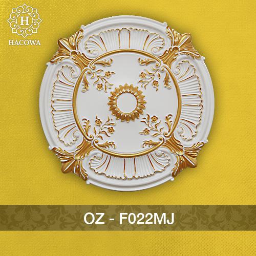 F023MJ – Hoa Đèn Nhũ Vàng