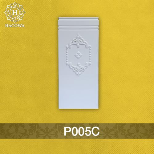 P005C – Chân cột dẹt