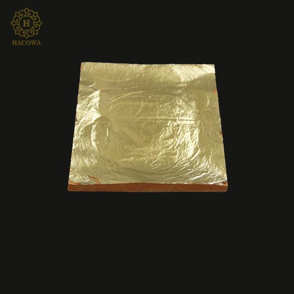 Lá vàng Ý 14x14cm