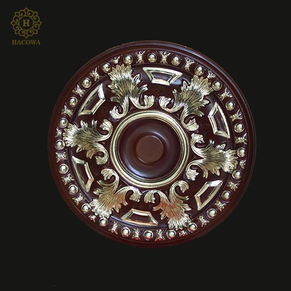 Hoa đèn dát vàng F011
