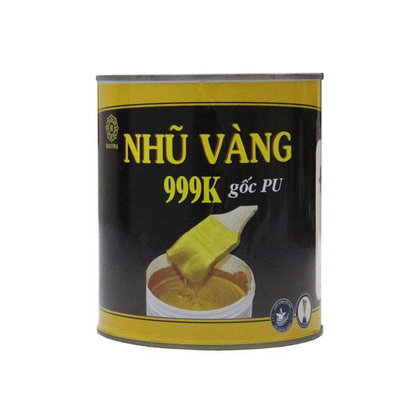 Sơn nhũ vàng 999k (1kg)