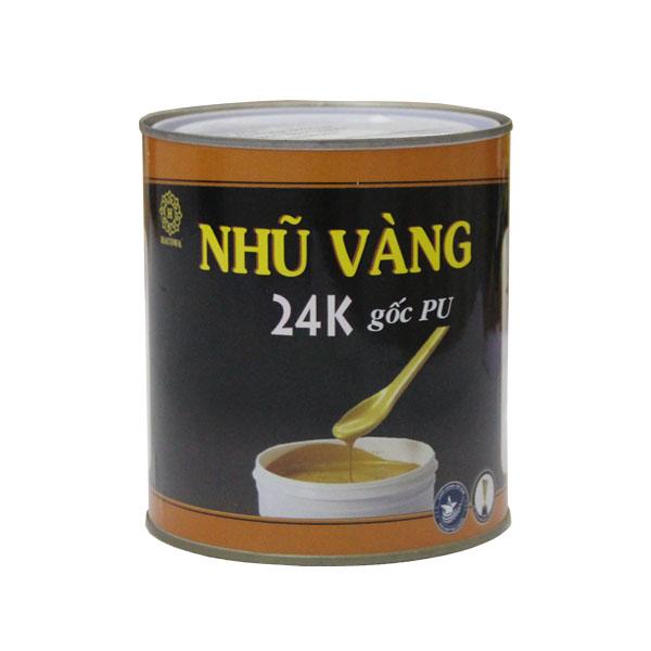 Nhũ vàng 24K (1kg)